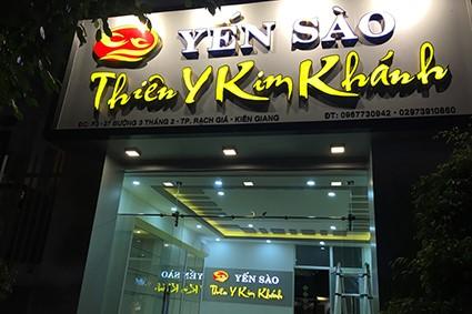 Yến Sào Thiên Y Kim Khánh