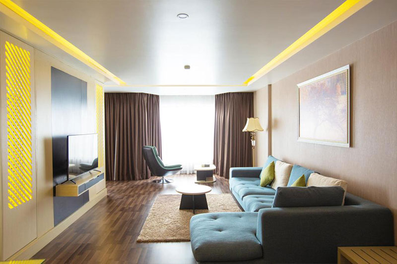 Central Suite Room (VIP)