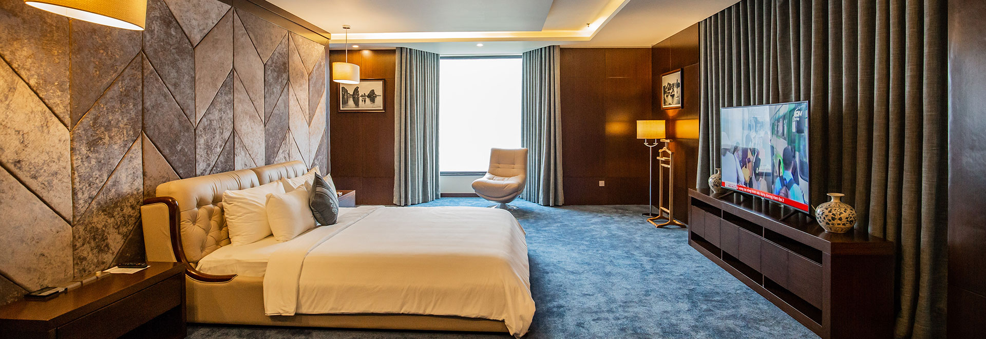 Limited offer at Central Luxury Halong Hotel