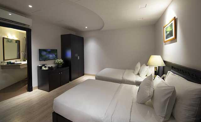Premier Deluxe Twin Room