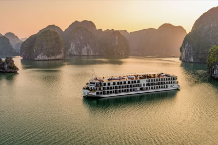 4D3N LUXURIOUS HANOI WITH HALONG BAY OVERNIGHT CRUISE a