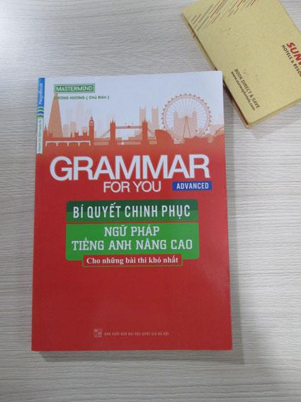 Bí quyết chinh phục ngữ pháp tiếng Anh nâng cao