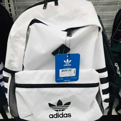 Balo Adidas Trắng Đen