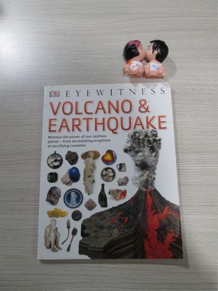 Volcano and Earthquake