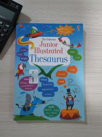 Thesaurus - Junior Illustrated