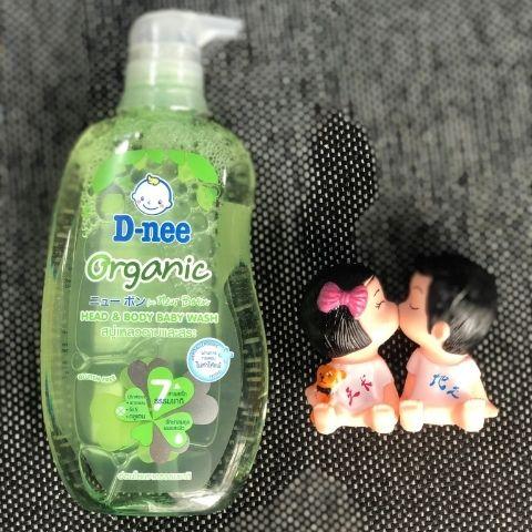 D-Nee Organic 380ml